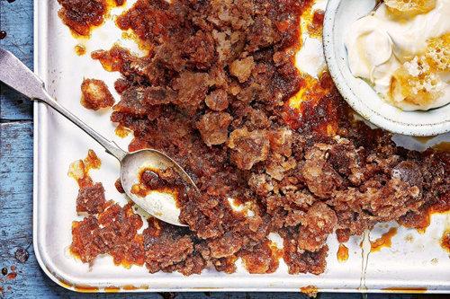 Рецепт домашнего мороженого Гранита